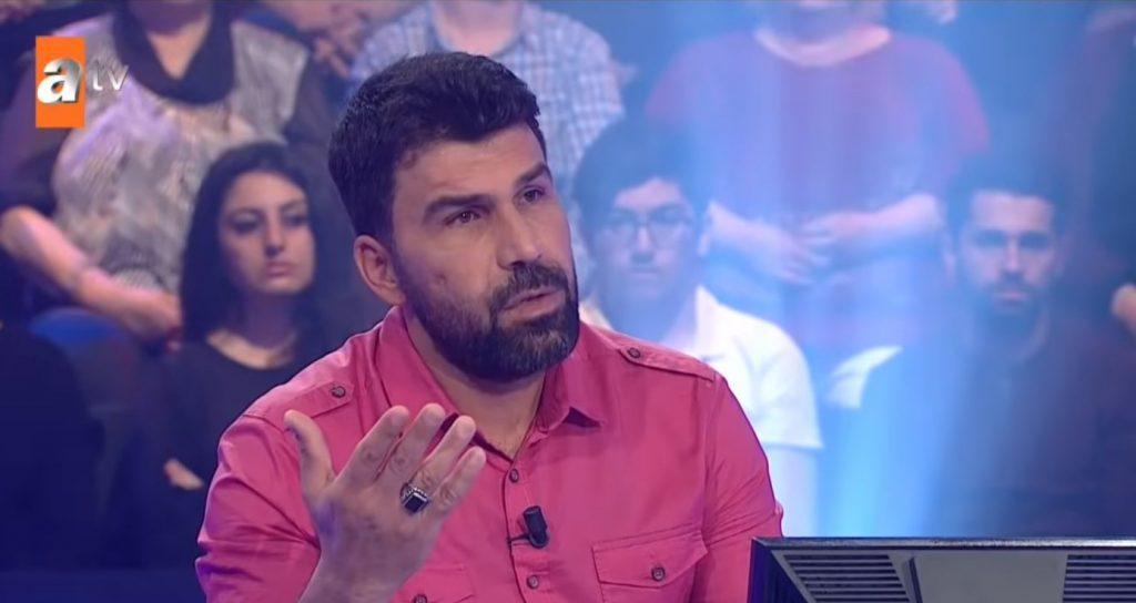 Kim Milyoner Olmak İster Nail Erdoğan