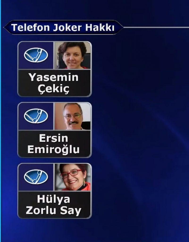Telefonla Arama Jokeri