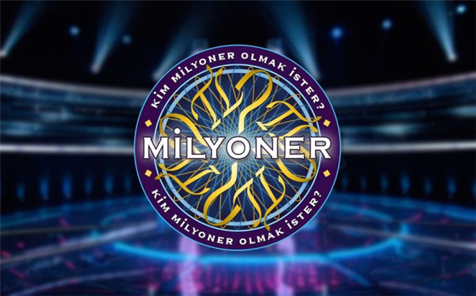 Kim Milyoner Olmak İster Logo